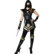 Female Ninja Elite -  Adult Costume