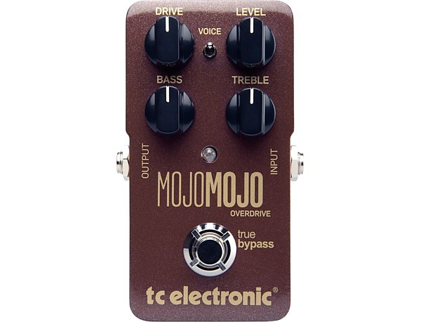 TC Electronic MojoMojo Overdrive Guitar Effects Pedal MOJO by TC Electronic
