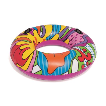 Bestway POP Swim Tube Pool Lake Inflatable Summer Party Ride-On (Best Way To Cut Watermelon For Party)