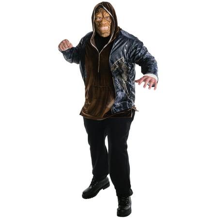 Suicide Squad Deluxe Killer Croc Plus Size Costume (Killer Croc Costume)