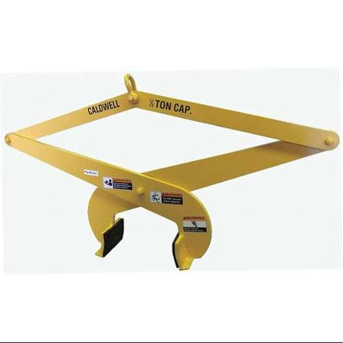 "CALDWELL 71-0 Slab Tong, 1000 Lbs., Load W1"" to 6"""