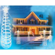 6' Multi-Color Lighted Spiral Christmas Tree Outdoor Decoration