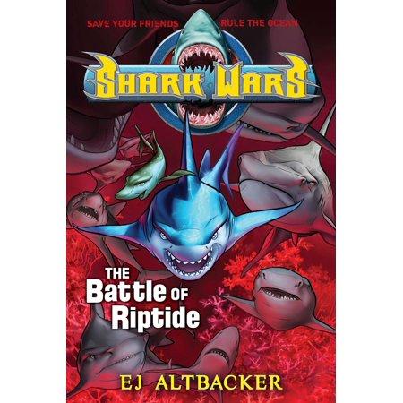 Shark Wars #2 : The Battle of Riptide