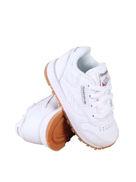 69d04c56f723 Product Image reebok v69626   classic leather shoe toddler white gum