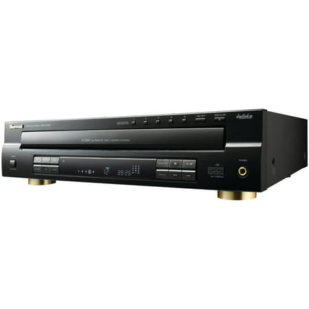 Crv Cd Changer (Sherwood CDC-5506 5-Disc CD)