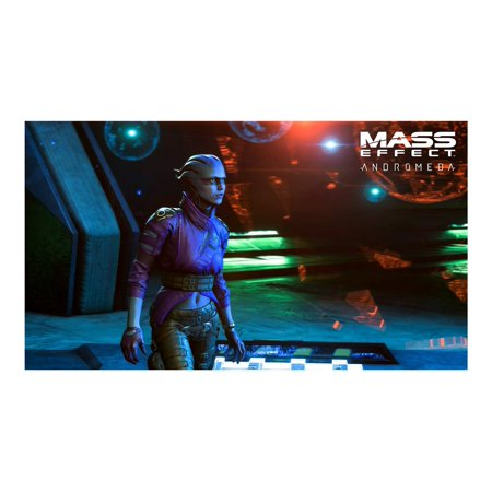 Mass Effect Andromeda Deluxe Edition, Electronic Arts, Xbox One, 014633736502
