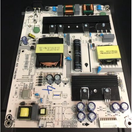 HISENSE 50R6E TV POWER SUPPLY BOARD RSAG7.820.7748/ROH