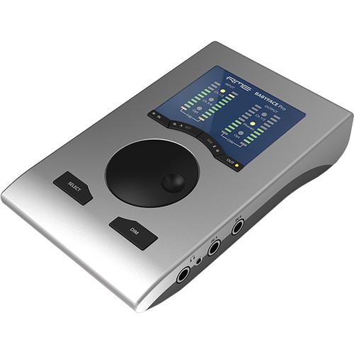 RME Babyface Pro 24 Channel USB Bus Powered Audio Interface