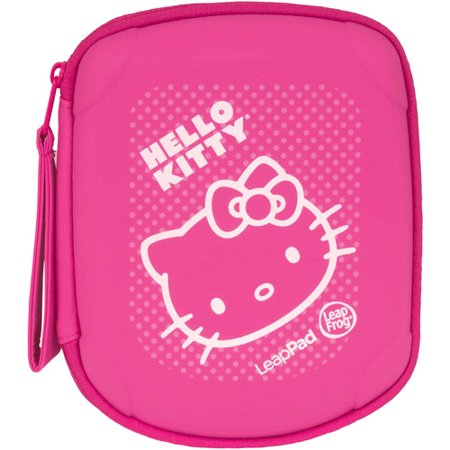 Hello Kitty Squishy Carrying Case : LeapFrog LeapPad Hello Kitty Carrying Case - Walmart.com