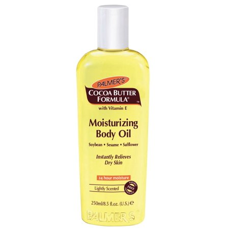 Palmer's Cocoa Butter Formula Lightly Scented Fast Absorbing With Vitamin E Moisturizing Body Oil, 8.5 fl