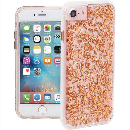 "Case Mate Karat Case For Apple iPhone 7, 6S & 6 Rose Gold 4.7"" ,CM034686X (Rose Gold)"
