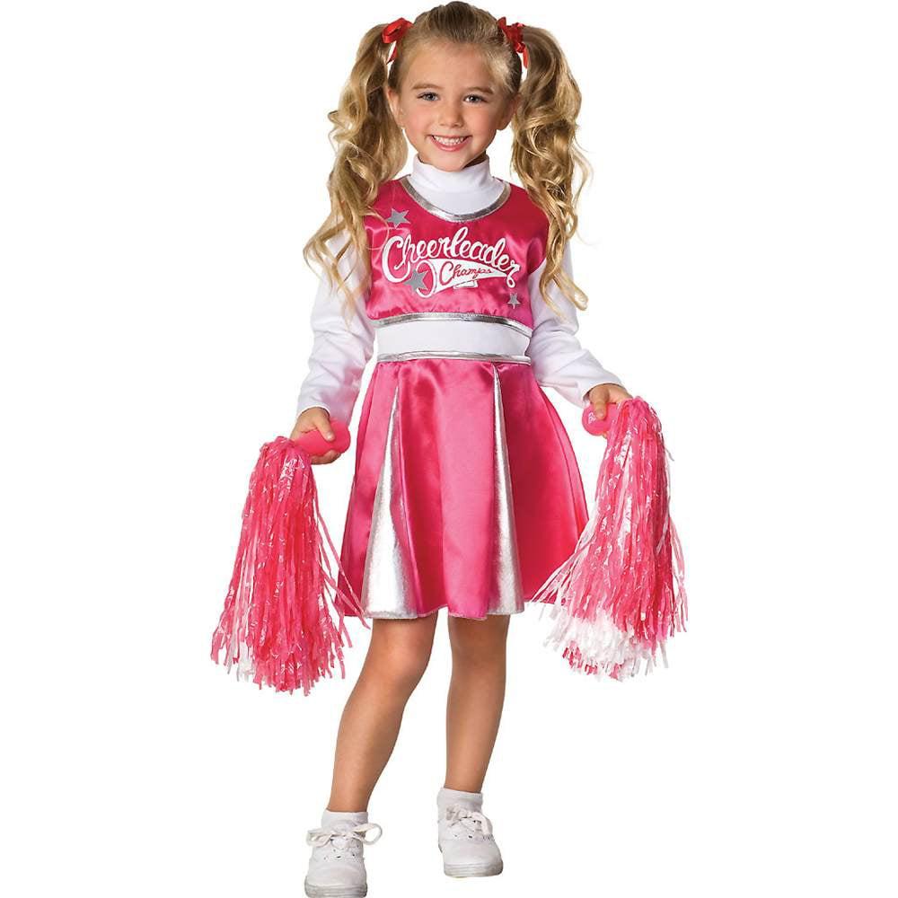 Cheerleader Champ Kids Costume
