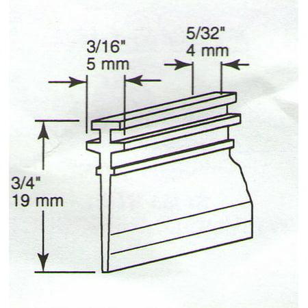 Gordon Glass Clear Shower Door Vinyl