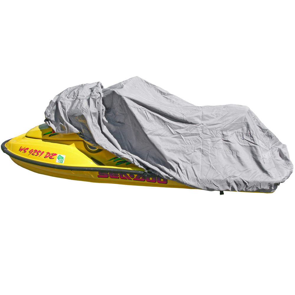 Heavy Duty Silver Personal Watercraft Cover 300D