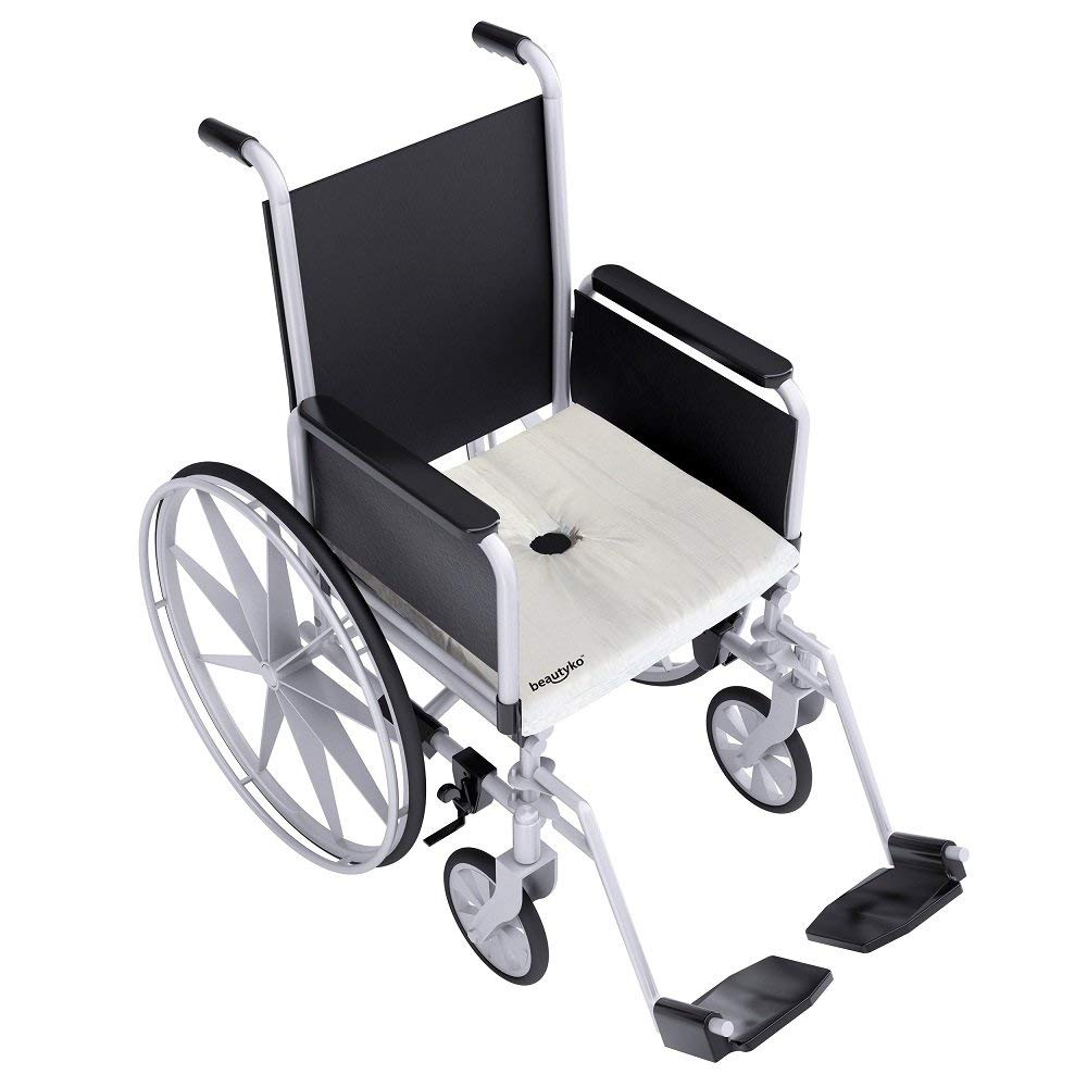 Sit O Sage Orthopedic Cushion for Car Seat, Wheelchair, Couch, Lazy Boy (2)