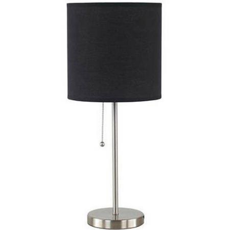 Mainstays Stick Table Lamp with Shade by Generic