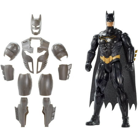 DC Comics Batman Missions 12-Inch Total Armor Batman Action Figure