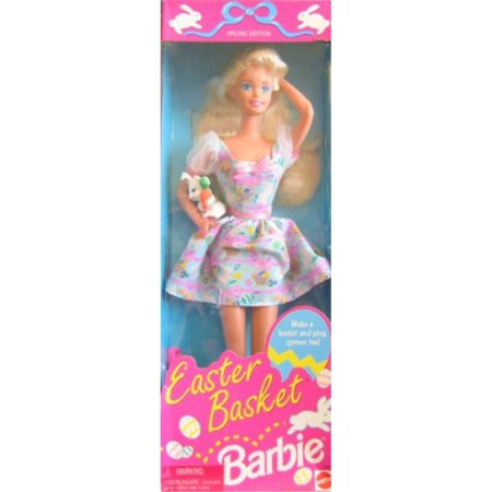 Easter Basket BARBIE Doll Special Edition (1995)