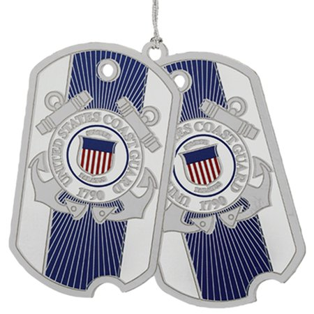 Blue And Silver Christmas Ornaments (3