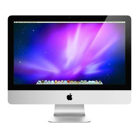 Refurbished Apple Imac 21 5  All In One Pc Core 2 Duo E7600 3 06Ghz 4Gb 500Gb Wifi Mb950ll A