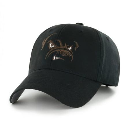 f2570b2aa52 NFL Cleveland Browns Black Mass Basic Adjustable Cap Hat by Fan Favorite -  Walmart.com