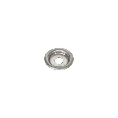 MACs Auto Parts  48-17912 Ford Pickup Truck Hood Dowel Washer - Polished Stainless Steel - F100 Thru