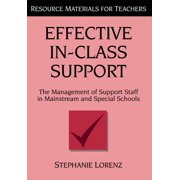 Effective In-Class Support - eBook