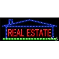 Real Estate LED Sign (High Impact, Energy Efficient)