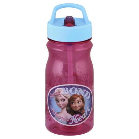 7f1a9f3ef4 zak designs disney's frozen anna & elsa 16.5-oz. water bottle - Walmart.com