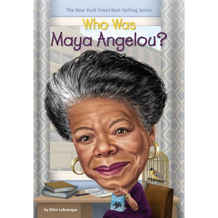 Who Was Maya Angelou? (Touched By An Angel Maya Angelou Meaning)