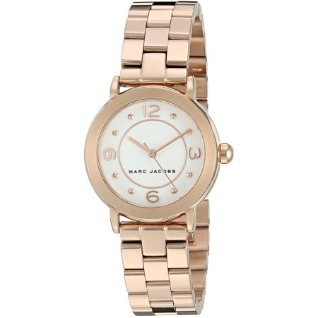 Marc Jacobs Riley Rose Gold Tone Ladies Watch Mj3474