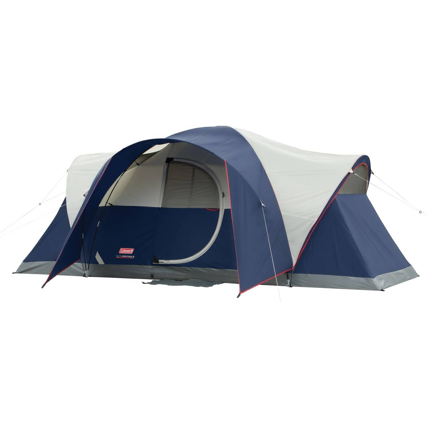 Coleman Elite Montana 8-Person Dome Tent with LED Light  sc 1 st  Walmart & Coleman Tents
