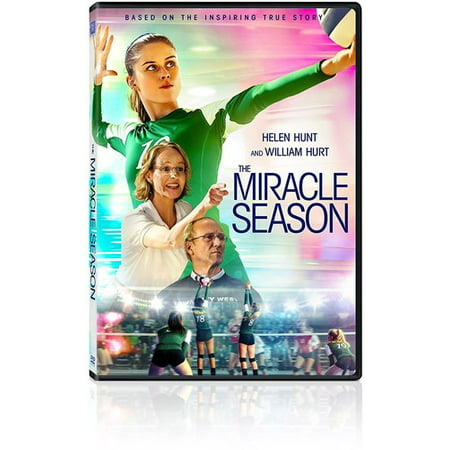 The Miracle Season (DVD) - Best Movies For Halloween Season