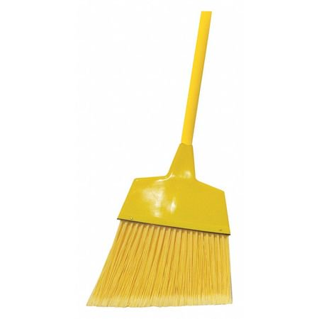 Metal Tip Broom Handle (Zoro G4151290  Metal Handle Large Angle Broom, Metal Handle)