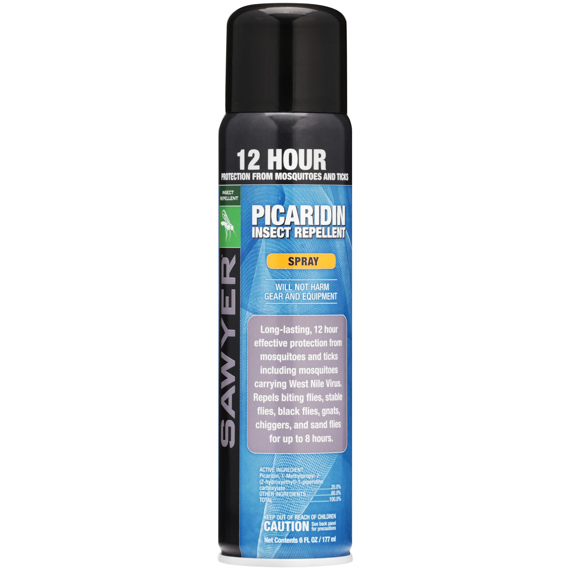 Sawyer® Picaridin Insect Repellent Spray 6 fl. oz. Aerosol Can