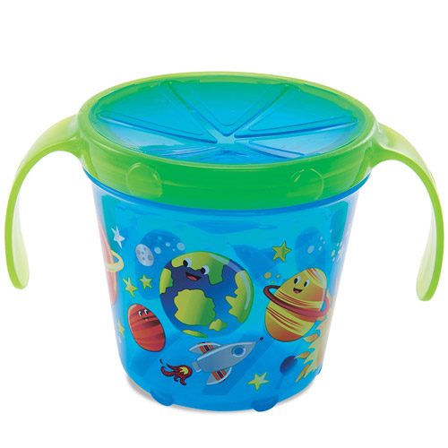 Munchkin Snack Catcher Snack Dispenser, BPA-Free