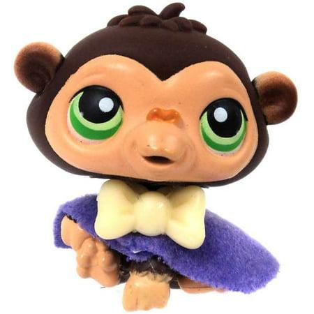Littlest Pet Shop Monkey with Cape Loose Figure