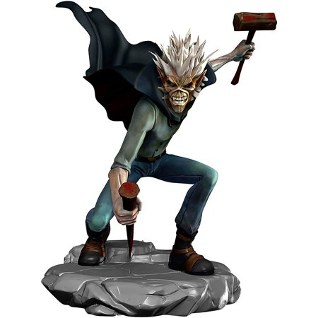 Iron Maiden Eddie Figure (Iron Maiden Vampire Hunter Eddie Figure)
