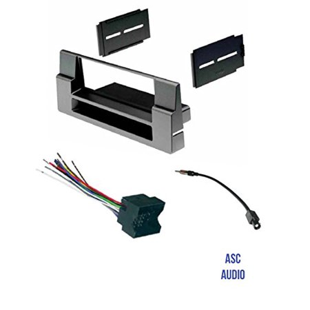 ASC Car Stereo Install Dash Kit, Wire Harness, and Antenna Adapter  Bmw Wiring Harness on bmw harness to pioneer, bmw water pump, bmw oil filter, e30 temp sensor harness, chevy 6 5 glow plug harness, bmw k motorcycle wiring, cover for wire harness, bmw engine harness, ignition coil harness, bmw 328 front wiring, bmw heater core, bmw e46 stereo wiring diagram, bmw blower motor, bmw fuses, bmw 740 transmission harness, bmw 528i wire harness replacement, bmw radio, bmw wiring kit, bmw relays, ford 7 3 injector harness,