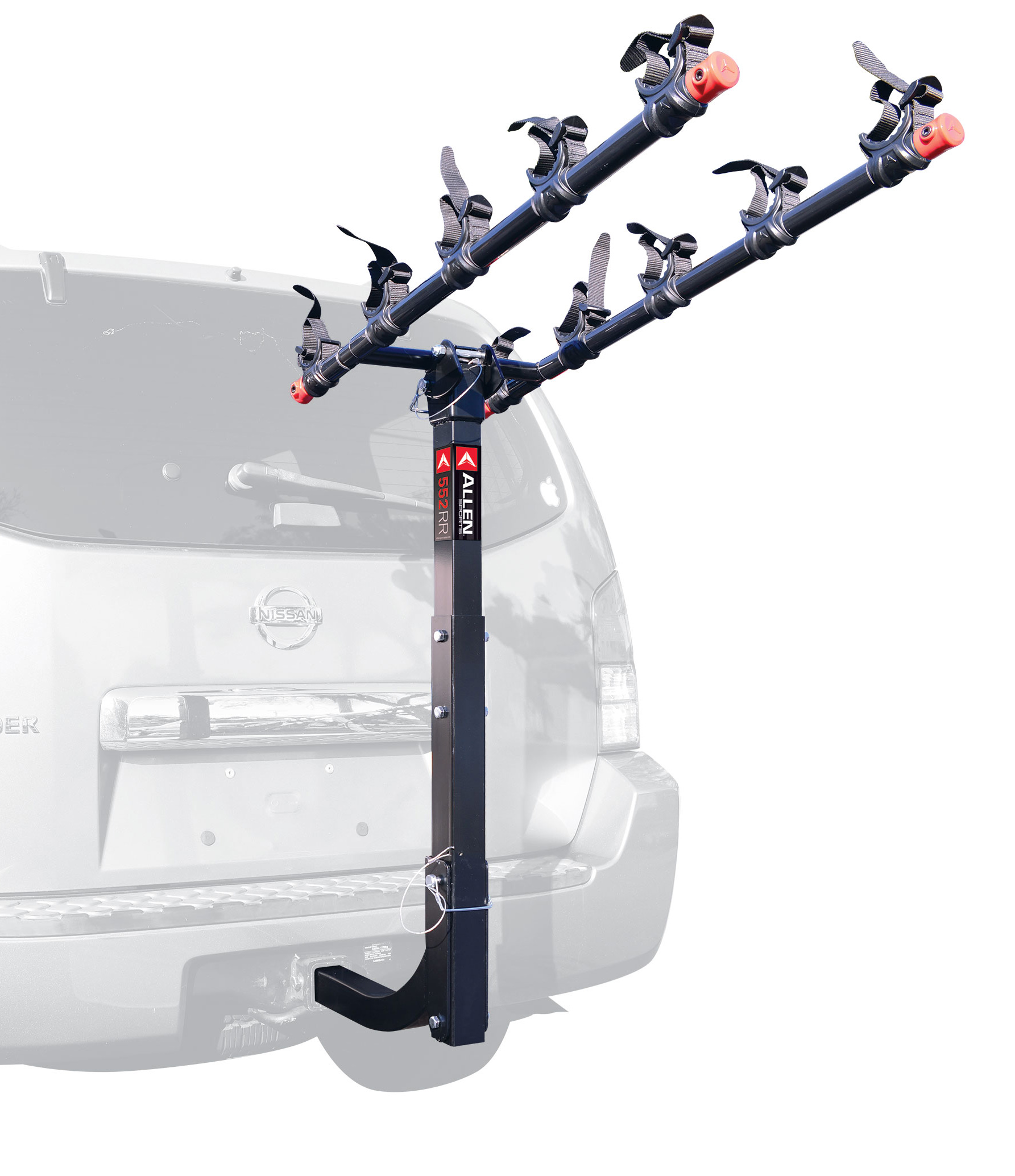 Allen Sports 552RR Deluxe 5-Bike Hitch Mounted Bike Rack by THE R A ALLEN COMPANY INC