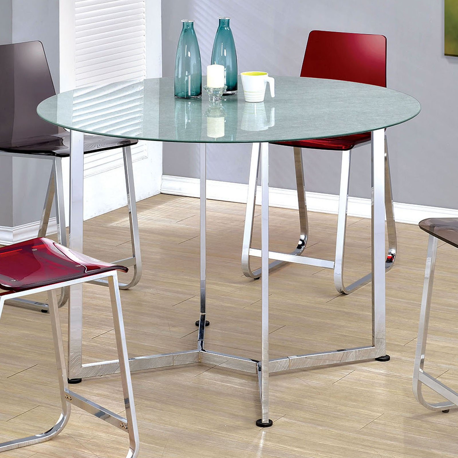 Furniture of America Barris Counter Height Table