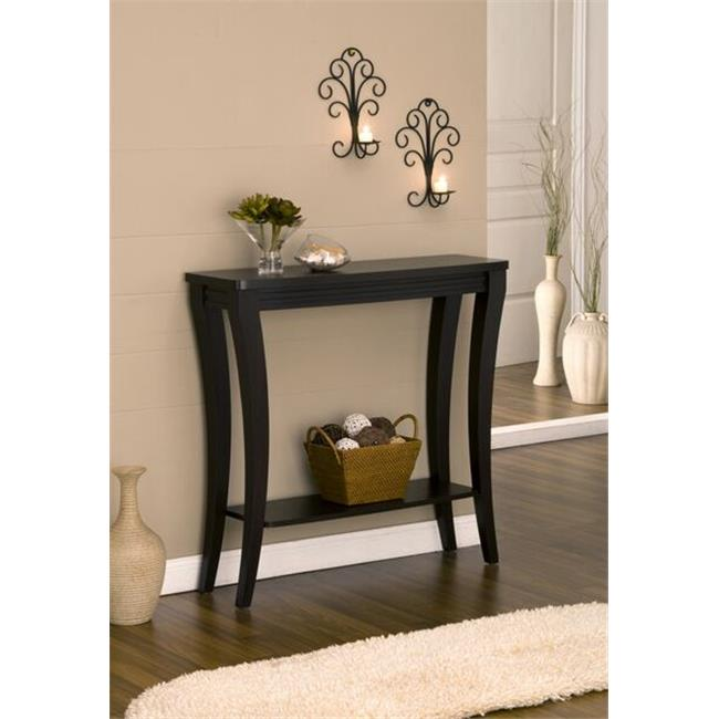 Enitial Lab IDI-13737 Flynn Sofa Table, Cappuccino by