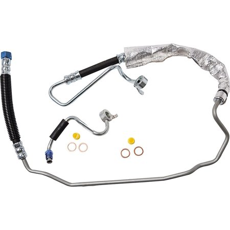 Gates 365752 Power Steering Pressure Line Hose Assembly For Lexus (1996 Lexus Ls400 Engine)