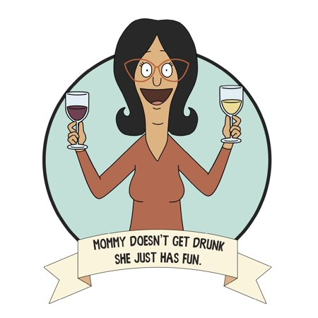Pin - Bob's Burgers - Mommy Has New pin-bob-lbot
