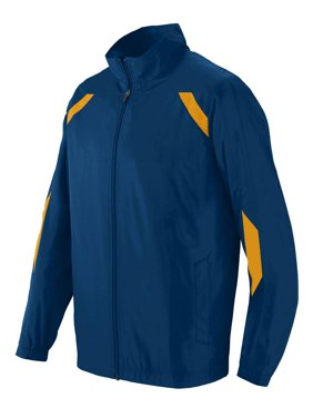 AG3501 Water Resistant Micro Polyester Activewear Jacket By Augusta Sportswear