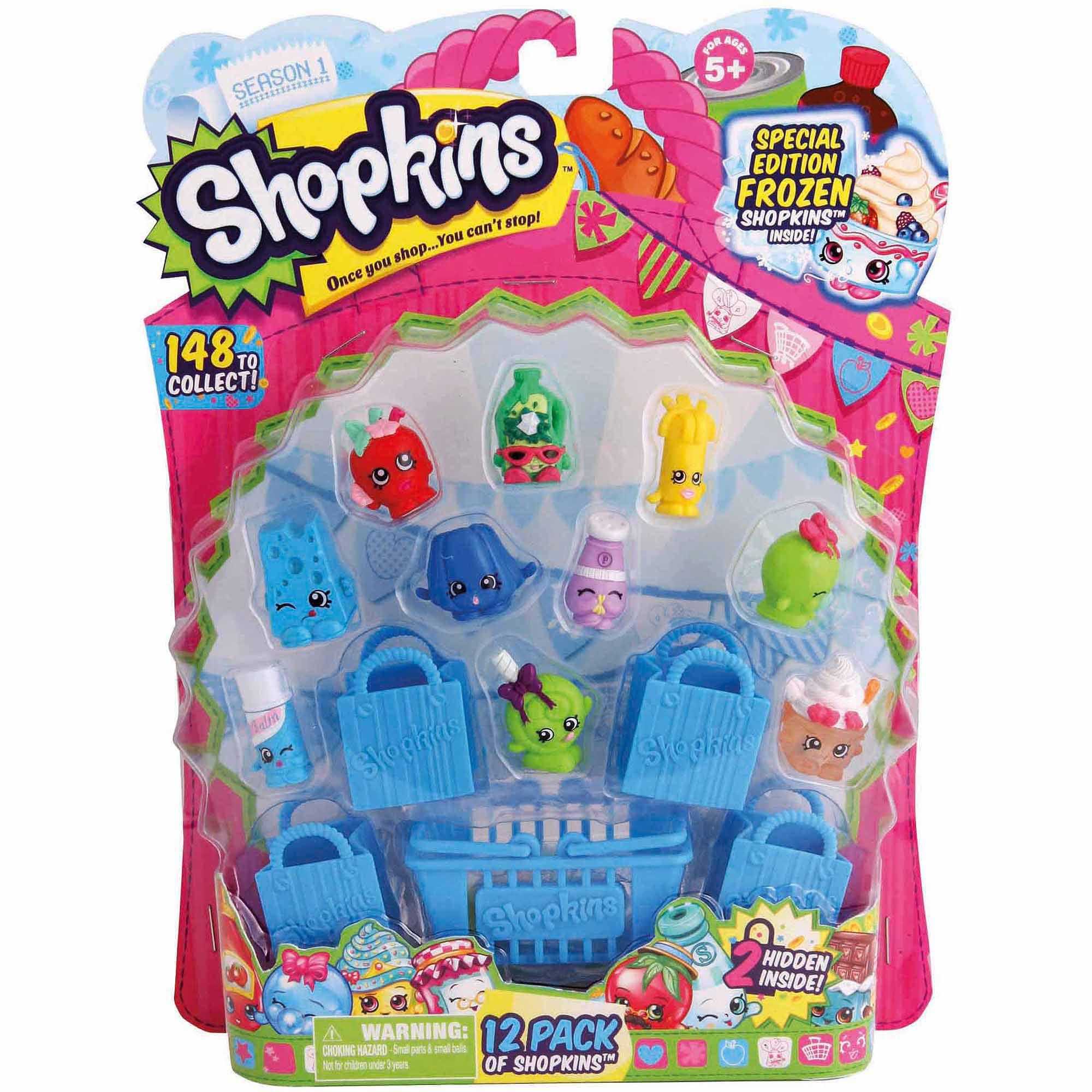 Shopkins 12-Pack - Walmart.com