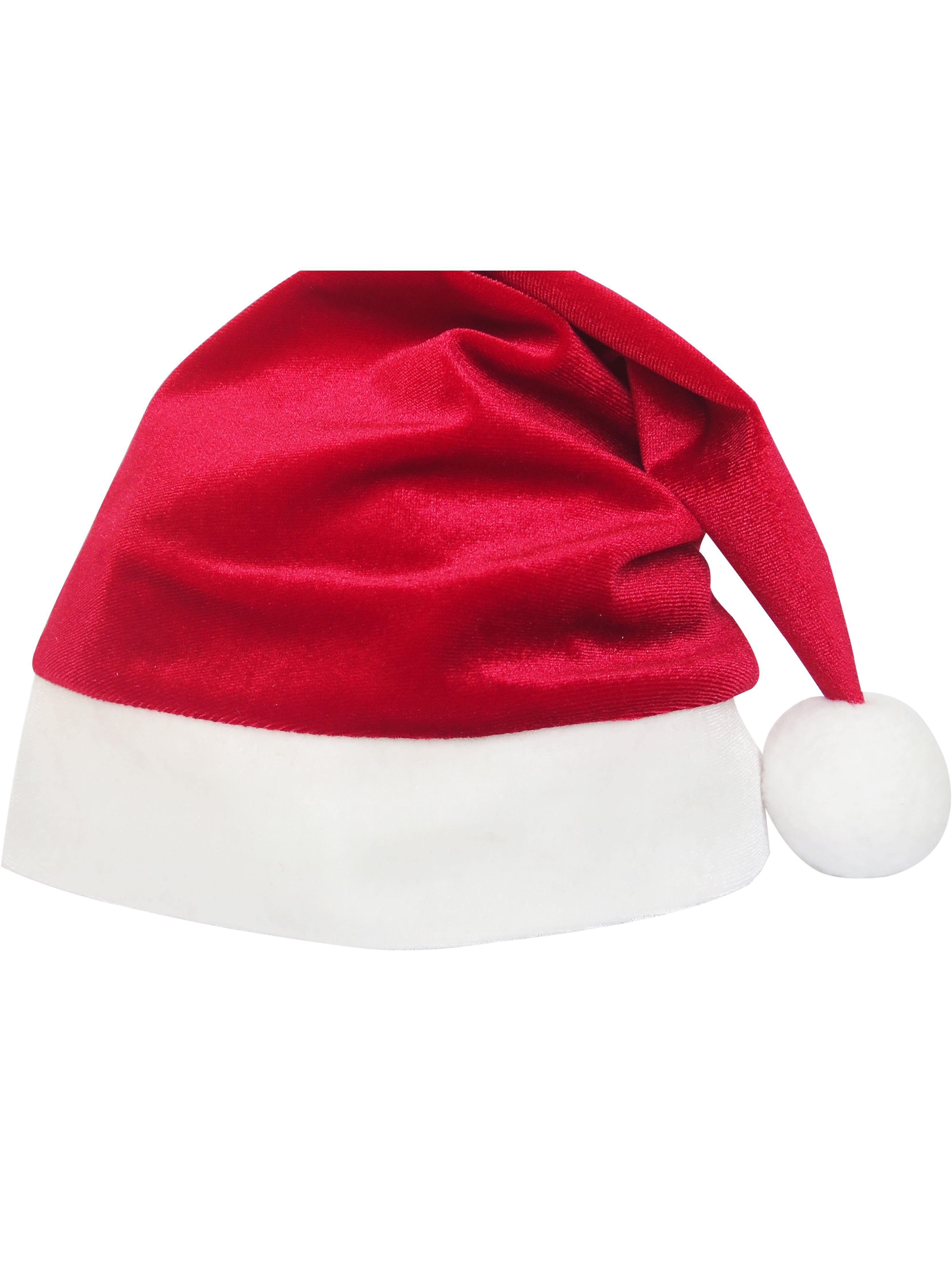 e17c539688518 Sunny Fashion - Girls Dress Christmas Hat Red Velvet Long Sleeve Holiday 10  - Walmart.com