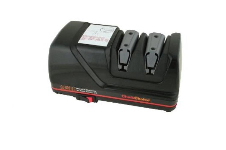 Click here to buy Chef's Choice 316 Diamond Sharpener for Asian Knives by BigKitchen.