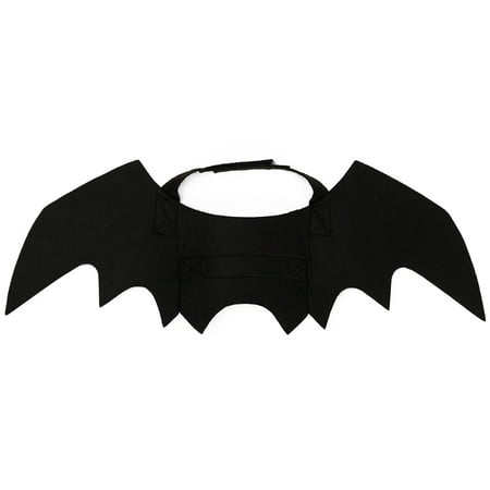 Halloween Decoration Pet Dog Cat Black Bat Wings Cute Pets Dress up Cosplay Wing Costume Party](Cute Halloween Ideas For Groups)