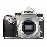 Pentax KP 24.3MP Ultra Compact Full HD Digital SLR Camera - Silver (Body Only)
